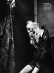Anna Jagodzinska by Hedi Slimane for Vogue Nippon August 2010, Soft Machine 04