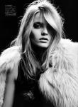 Anna Jagodzinska by Hedi Slimane for Vogue Nippon August 2010, Soft Machine 05