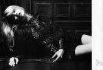 Anna Jagodzinska by Hedi Slimane for Vogue Nippon August 2010, Soft Machine 06