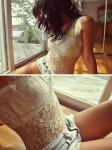 lace-proper 95 degree attire