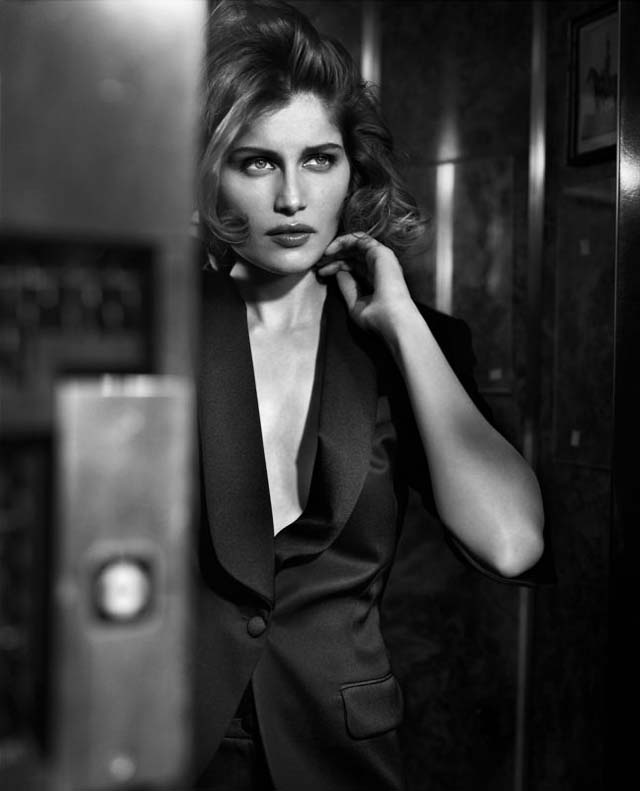 laetitia casta 2010. Laetitia Casta by Vincent