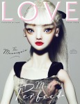 Buela by Mert & Marcus for Love Magazine #4 Cover