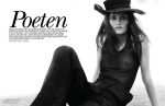 Iekeliene Stange by Peter Gehrke for Cover Magazine August 2010, Poeten 01