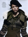 L'hiver Avant L'hiver by David Sims for Vogue Paris August 2010 41