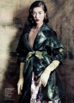 Liu Wen by Paolo Roversi for Vogue China September 2010, Dream Away 04