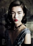 Liu Wen by Paolo Roversi for Vogue China September 2010, Dream Away 06