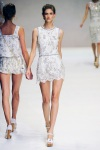 Dolce & Gabbana Spring 2011 11