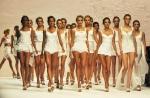 Dolce & Gabbana Spring 2011 walk through