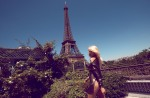 Edita Vilkeviciute by Camilla Akrans for Numéro #117, Champs de Mars 02