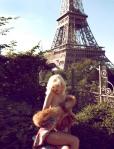 Edita Vilkeviciute by Camilla Akrans for Numéro #117, Champs de Mars 04