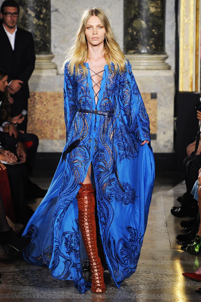 Emilio Pucci Spring 2011 Mfd Multiple Fashion Disorder