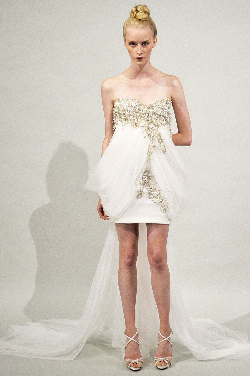 Ready to wear Spring Summer 2011 Marchesa York September ...