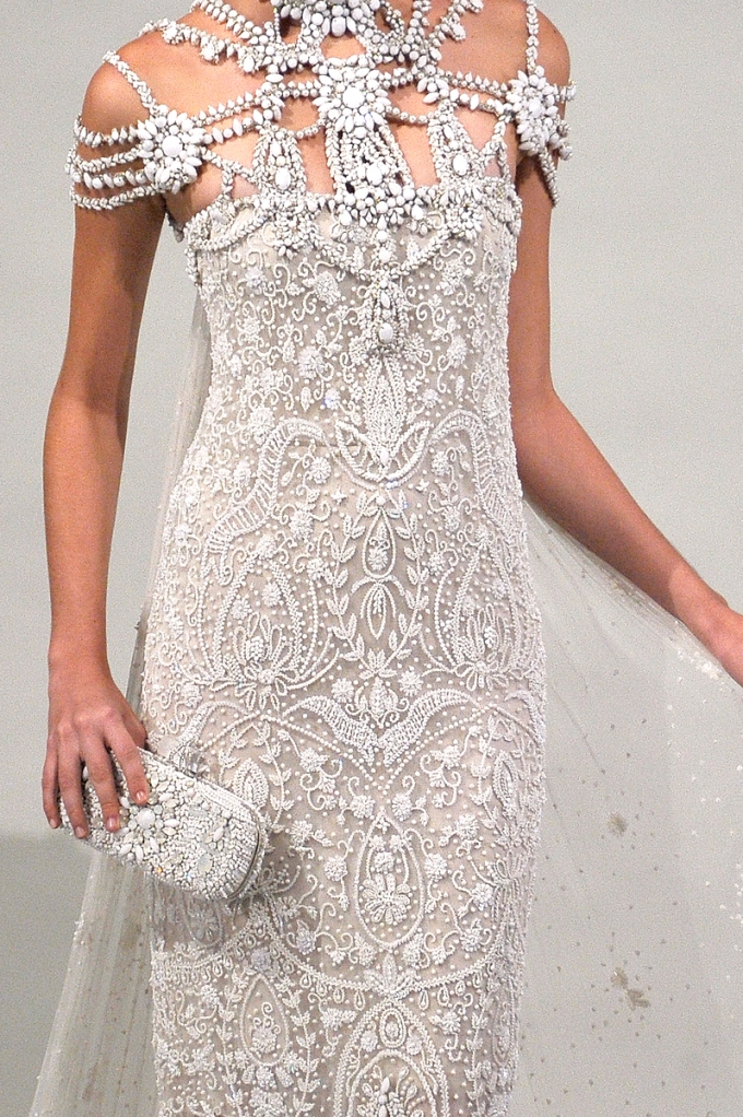 Ready to wear Spring Summer 2011 Marchesa York September 2010