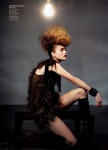 Mirte Maas by Willy Vanderperre for Vogue China October 2010, Rhapsody in Camel 12
