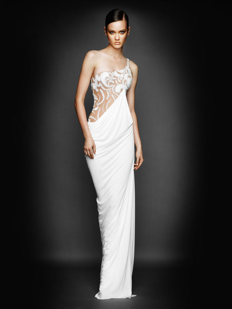 Atelier versace fall 2010 lookbook mfd multiple for Couture clothing