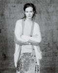 Monika Jagaciak, Hannah Holman & Tati Cotliar by Paolo Roversi for Interview September 2010, Models Own 11