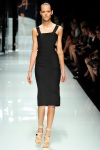 Versace Spring 2011 01