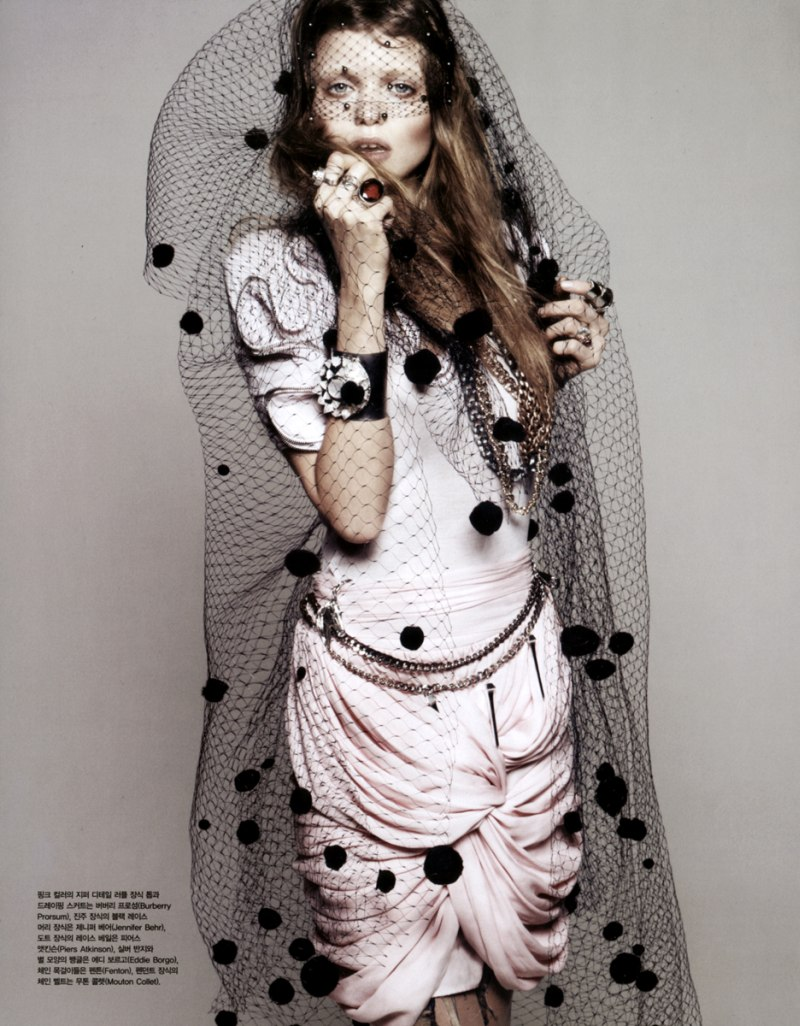 abbey lee kershaw by rafael stahelin for vogue korea april