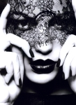 Cameron Russell by Ben Hassett for Numéro #117, Equinox 03