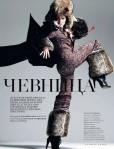Coco Rocha by Alan Gelati for Harper's Bazaar Russia November 2010 02