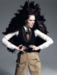 Coco Rocha by Alan Gelati for Harper's Bazaar Russia November 2010 10