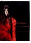 Dafne Cejas by Anthony Maule for Dazed & Confused November 2010, Devil's Daughter 02