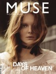 Eniko Mihalik by Will Davidson for Muse Fall 2010 Cover