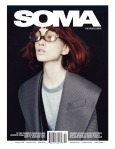 Judith Bedard by Adrian Nina for SOMA October 2010 Cover