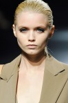 Lanvin Spring 2011 Abbey Lee