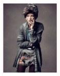 Valerija Kelava by Lachlan Bailey for Vogue China November 2010, My Wild Love 07