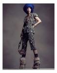 Valerija Kelava by Lachlan Bailey for Vogue China November 2010, My Wild Love 08