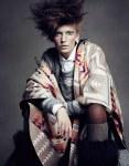 Valerija Kelava by Lachlan Bailey for Vogue China November 2010, My Wild Love 09