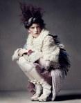 Valerija Kelava by Lachlan Bailey for Vogue China November 2010, My Wild Love 11