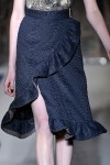 Yves Saint Laurent Spring 2011 08 skirt