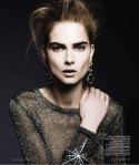 Bo Don by Alexander Neumann for Harper's Bazaar Mexico November 2010, Momentos de lucidez 01