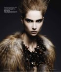 Bo Don by Alexander Neumann for Harper's Bazaar Mexico November 2010, Momentos de lucidez 05