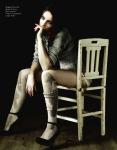 Candice Boucher by Kenneth Willardt for A #46, Colpo Di Scena 05