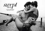 Diana Dondoe & Tyson Ballou by Will Davidson Harper's Bazaar Australia November 2010, Swept Away 01