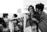 Diana Dondoe & Tyson Ballou by Will Davidson Harper's Bazaar Australia November 2010, Swept Away 02