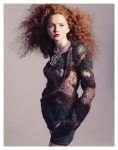 Lily Cole by Andreas Sjödin for Vogue Nippon January 2007 04