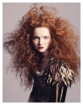 Lily Cole by Andreas Sjödin for Vogue Nippon January 2007 05