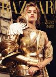 Natalia Vodianova by Michelangelo di Battista for UK Harper's Bazaar December 2010