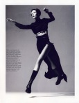 Karlie Kloss by David Sims for Vogue March 2009, Coco Dancer 04