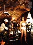 Lara Stone by Mario Testino for Vogue US January 2011, Tuscan Turnaround 06
