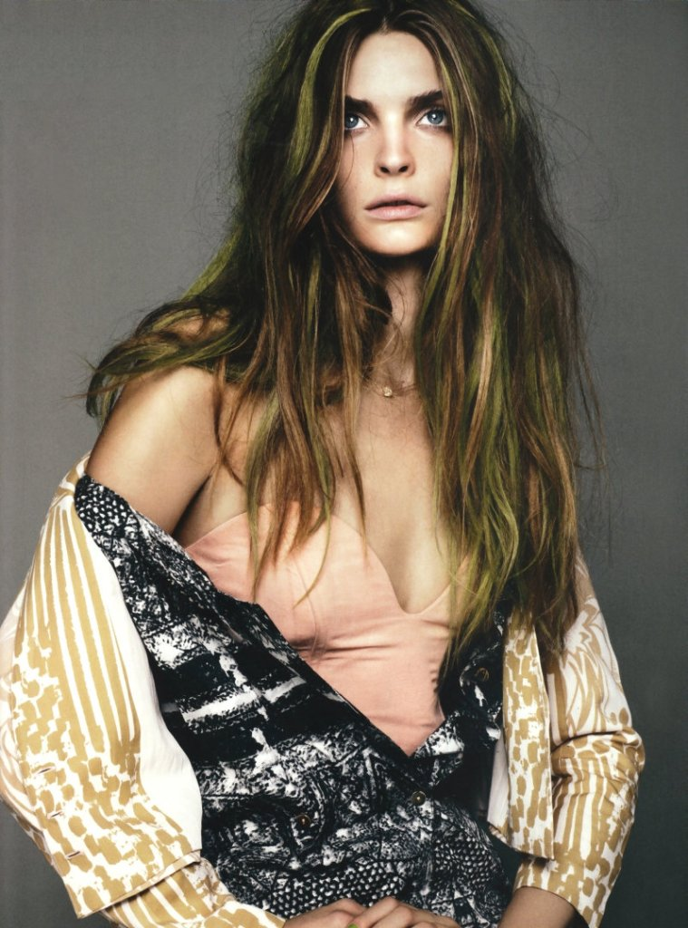 Gertrud Hegelund by Andreas Öhlund for Cover February 2011 05