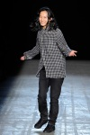 Alexander Wang Fall 2011 final bow