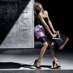 Anna Selezneva by Mario Sorrenti for Emporio Armani Spring 2011 Campaign 10