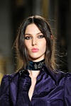 Emilio Pucci Fall 2011 25 Ruby Aldridge