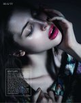 Kemp Muhl by Jason Hetherington for Marie Claire UK March 2011, Force of Nature 05
