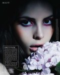 Kemp Muhl by Jason Hetherington for Marie Claire UK March 2011, Force of Nature 07